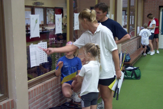 Ouder-kind toernooi 2006