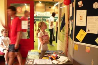 Ouder-kind toernooi 2008