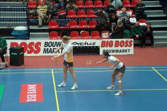 Uitstapje EK Den Bosch 2007